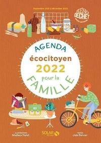 Julie Bernier et Madleen Nuret - Agenda écocitoyen pour la famille.