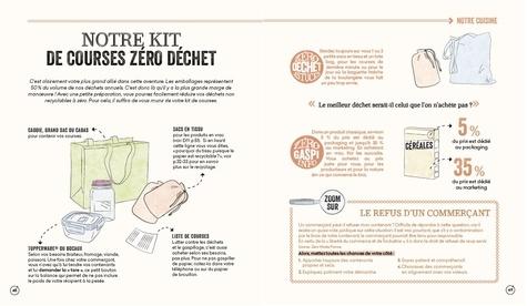 Zéro déchet. Le manuel d'écologie quotidienne. Simple, pratique et à l'usage de tous