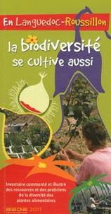 Julie Bessin - En Languedoc-Roussillon, la biodiversité se cultive aussi.
