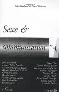Julie Bouchard et Pascal Froissart - MEI N° 20 : Sexe & communication.