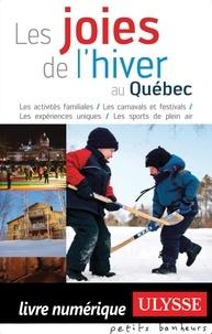 Julie Brodeur - Les joies de l'hiver au Québec.