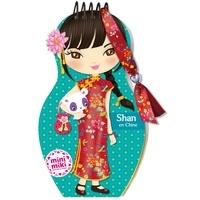 Julie Camel - Shan en Chine.