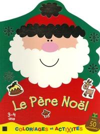 Julie Clough - Le Père Noël.