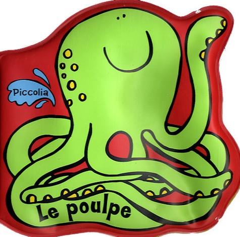Julie Clough - Le poulpe.