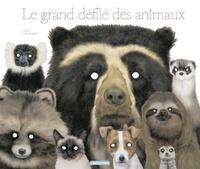 Julie Colombet - Le grand défilé des animaux.
