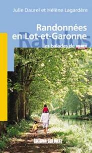 Julie Daurel - RANDONNEES DANS LE LOT-ET-GARONNE.