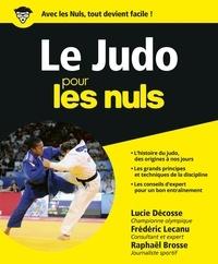 Le Judo pour les nuls - Julie Décosse pdf epub