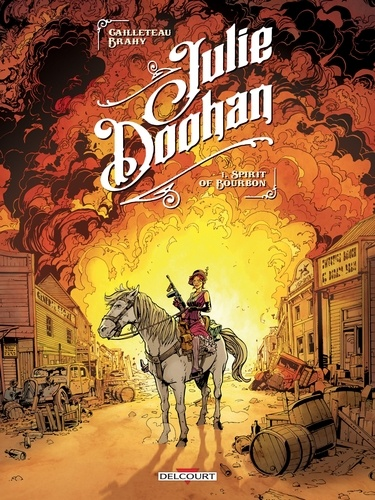 Julie Doohan T01. Spirit of bourbon