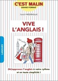 Julie Frédérique - Vive l'anglais !.
