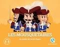 Julie Gouazé et Bruno Wennagel - Les mousquetaires - Au service du roi de France.