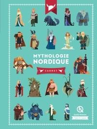 Mythologie nordique- Carnet - Julie Gouazé |