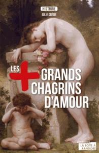 Deedr.fr Les + grands chagrins d'amour Image