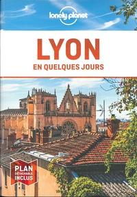 Julie Hainaut - Lyon en quelques jours. 1 Plan détachable