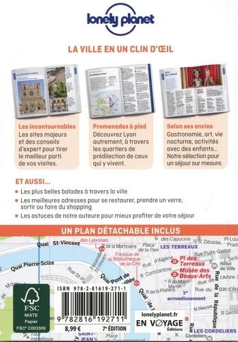 Lyon en quelques jours 7e édition -  avec 1 Plan détachable