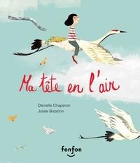 Julie Hamelin et Cédric Dind Lavoie - Ma tête en l'air - Collection Fonfon audio.