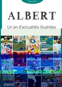Julie Lardon - Albert - Un an d'actualités illustrées.