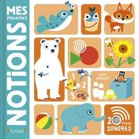 Julie Mercier - Mes premières notions - 20 puces sonores.