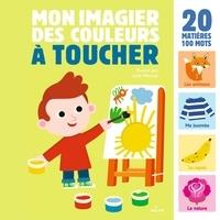 Julie Mercier - Mon imagier des couleurs à toucher.
