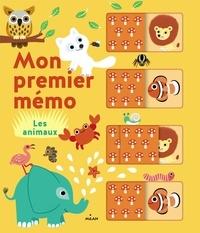 Julie Mercier - Mon premier mémo les animaux.
