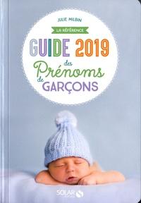 Julie Milbin - Guide des prénoms de garçons.