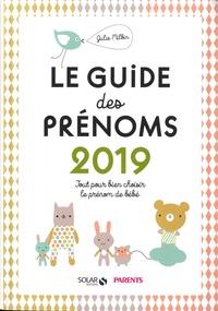 Julie Milbin - Guide des prénoms.