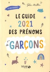 Julie Milbin - Le guide des prénoms de garçons.