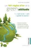 Julie Niel-Villemin - Les 101 règles d'or de la green attitude.