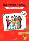 Julie Olivier et Laure Girardot - The Panda Family Tome 1 : Le livre des secrets.