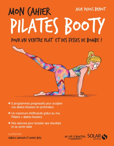 Mon cahier pilates booty