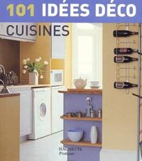 Julie Savill - 101 idées déco cuisines.