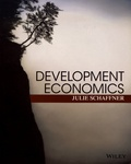 Julie Schaffner - Development Economics - Theory, Empirical Research, and Policy Analysis.