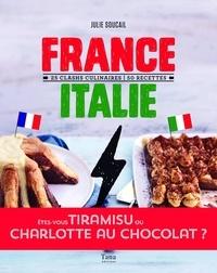 Julie Soucail - France - Italie.