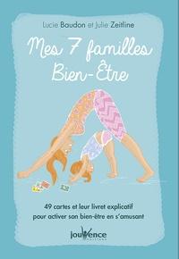 Ucareoutplacement.be Mes 7 familles bien-être - 49 cartes et leur livret explicatif pour activer son bien-être en s'amusant Image