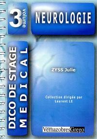 Julie Zyss - Neurologie.