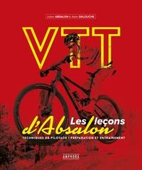 Julien Absalon et Alain Dalouche - VTT - Les leçons d'Absalon.