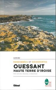 Ouessant haute terre d'Iroise, randonnées et découvertes- Parc naturel régional d'Armorique - Julien Amic pdf epub
