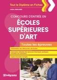 Julien Amillard - Concours d'entrée en écoles supérieures d'art - Toutes les épreuves.