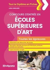 Concours dentrée en écoles supérieures dart - Toutes les épreuves.pdf