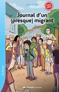 Julien Artigue - Journal d'un presque migrant - lot de 5 romans.