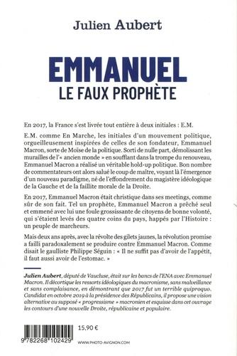 Emmanuel. Le faux Prophète