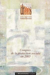 Julien Bechtel et Alexandre Bourgeois - Comptes de la protection sociale en 2005.