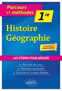 Julien Bellin et Anton Manrubia - Histoire géographie 1re.