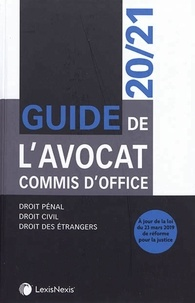 Guide de l'avocat commis d'office - Julien Bétemps |