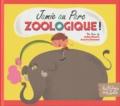 Julien Bizat et Aurore Damant - Jamie a des tentacules ! Tome 2 : Jamie au parc zoologique !.