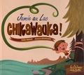 Julien Bizat et Aurore Damant - Jamie a des tentacules ! Tome 3 : Jamie au lac Chikawauka.