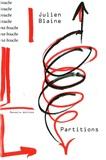 Julien Blaine - Partitions.