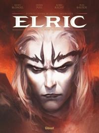 Julien Blondel et Didier Poli - Elric Tome 1 : Le trône de rubis - Edition spéciale, avec un cahier bonus de 8 pages.