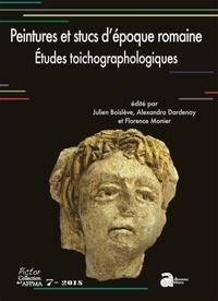 Peintures et stucs dépoque romaine - Etudes toichographologiques.pdf