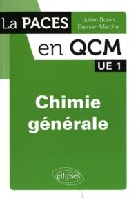 Julien Bonin et Damien Marchal - Chimie générale UE1.