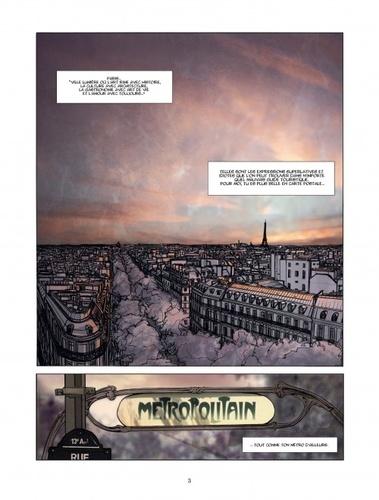 Metropolitan Tome 1 Borderline